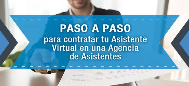 contratar tu Asistente Virtual